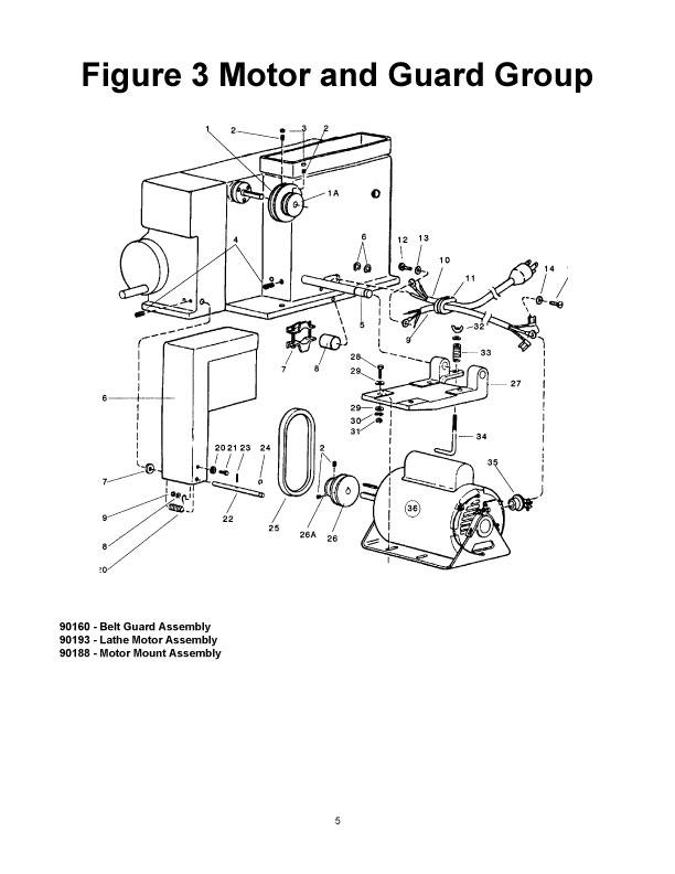 fmc 601 diagrams